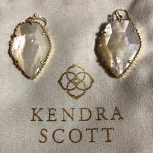 Kendra Scott Corley Drop Earring Mother of Pearl
